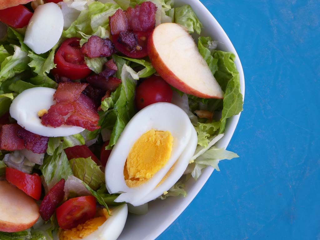 How to Make Landaise Salad
