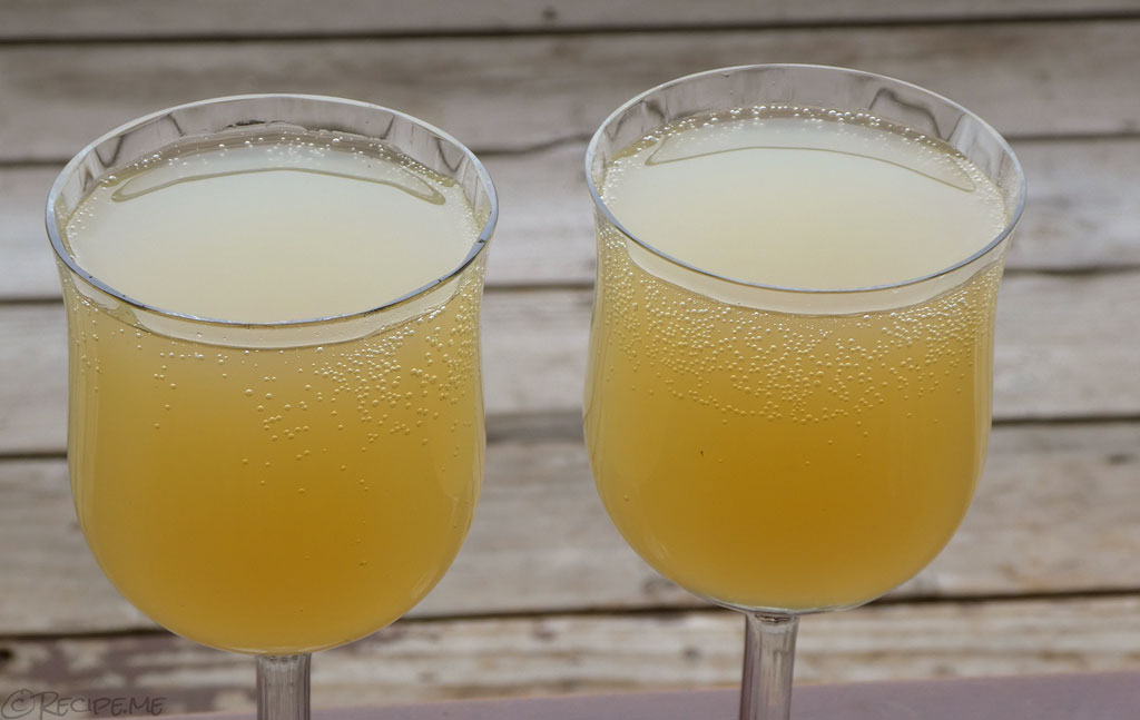Apfelschorle A German Carbonated Apple Juice Recipe