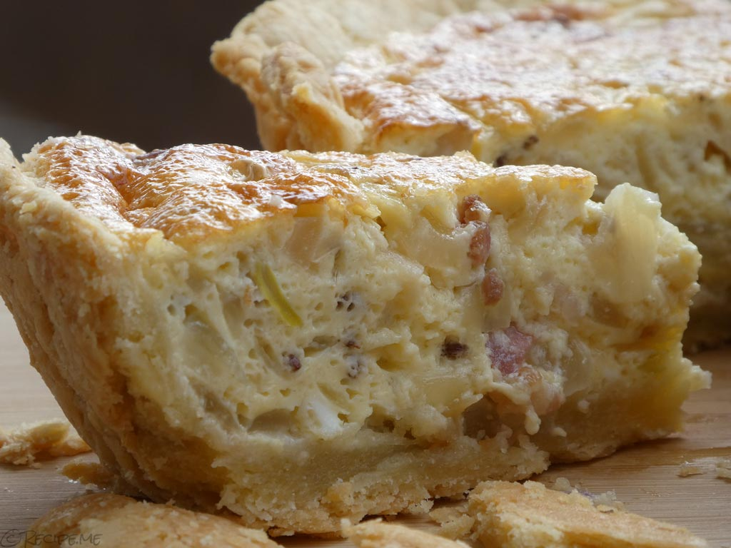 Make Zwiebelkuchen (German Onion Pie) Recipe