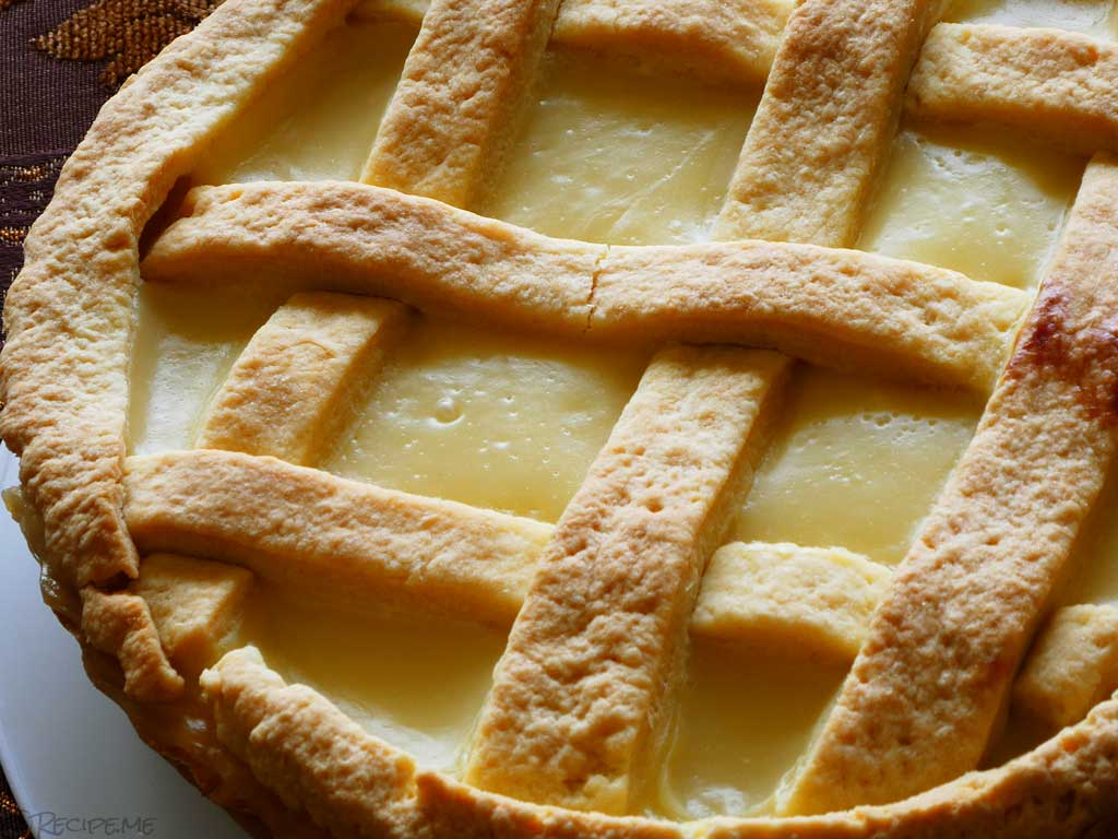 How to Make: An Easy Recipe for an Italian Lemon Tart