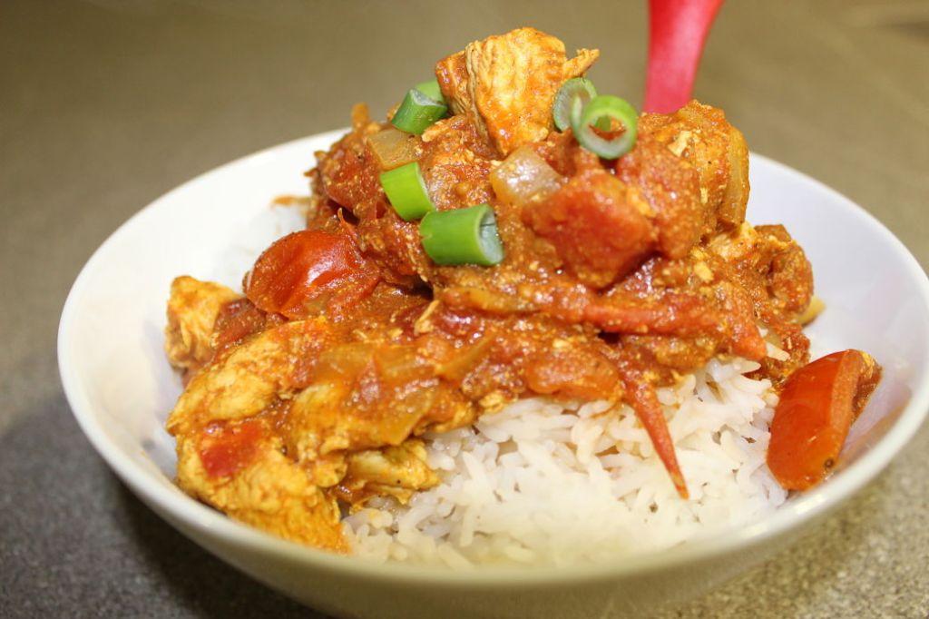 Authentically Delicious Chicken Tikka Masala