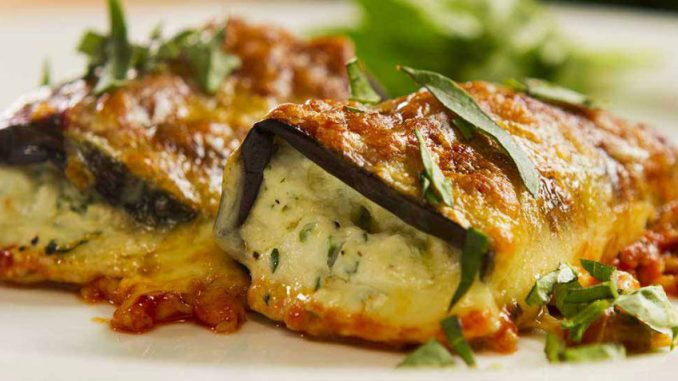 Eggplant Rollatini - Easy Meals with Video Recipes by Chef
