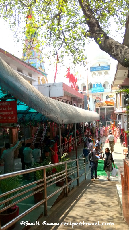 Kali temple is very popular among devotees