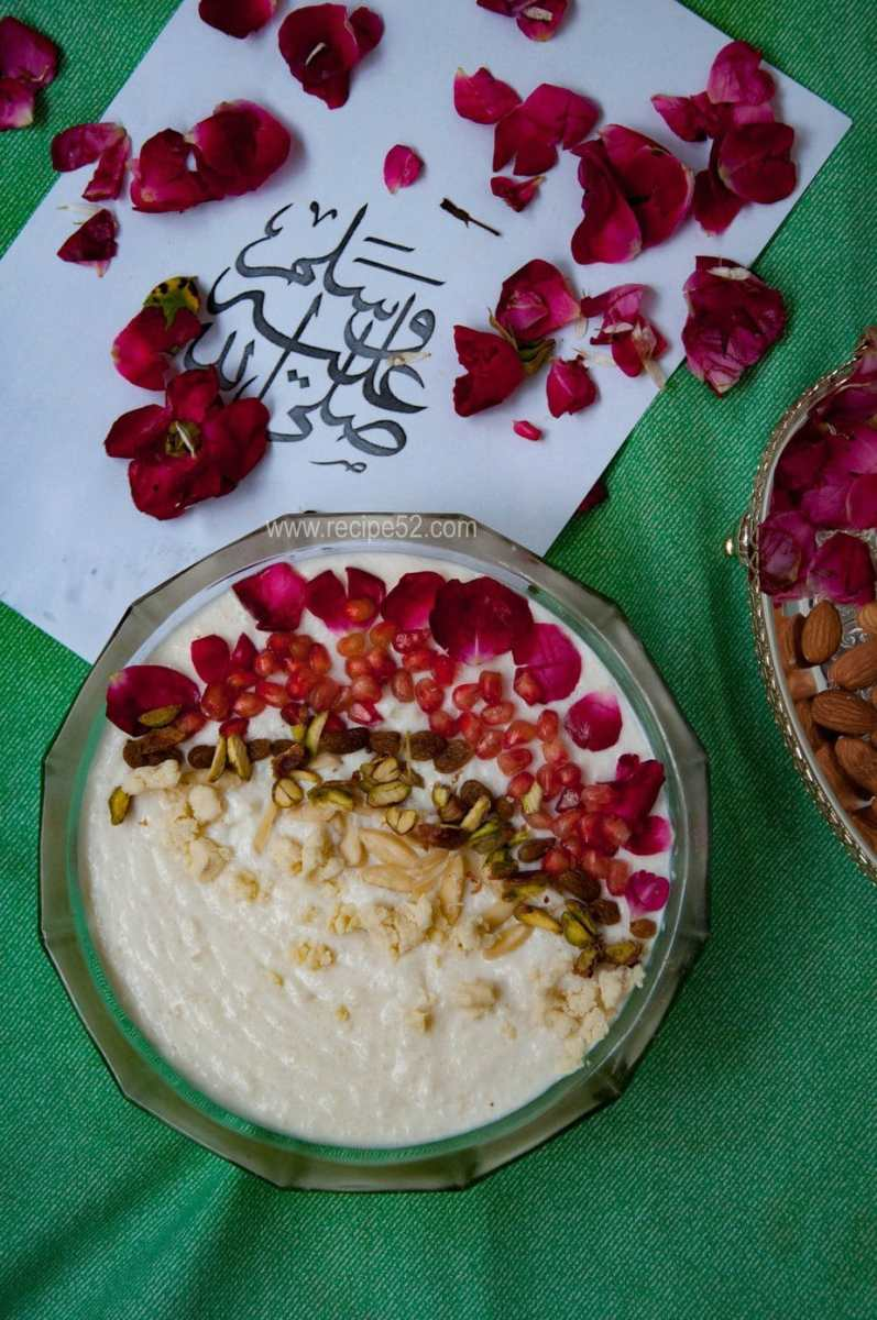 Bohra Kalamra or Karma Recipe| Rice and yogurt Pudding