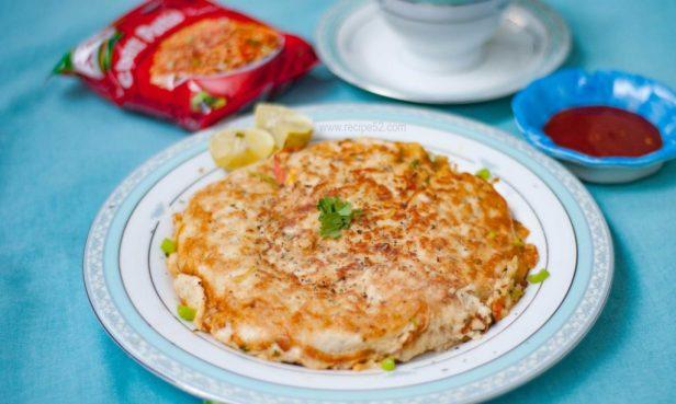 noodle-vegetable-frittata-recipe