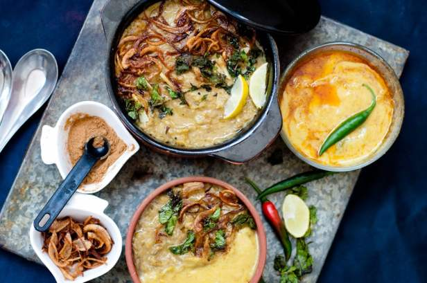 Mutton Haleem recipe