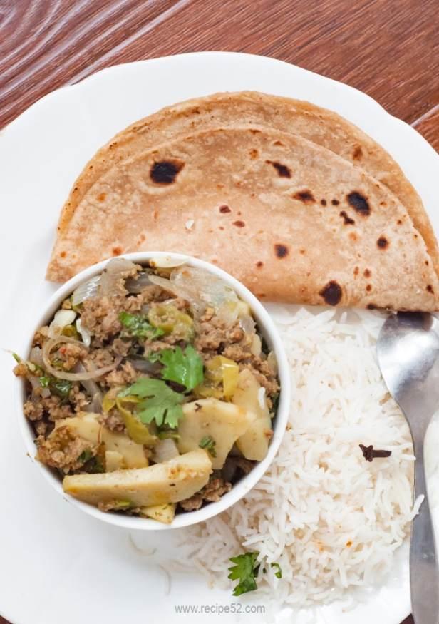 keema hari Mirch recipe pakistani