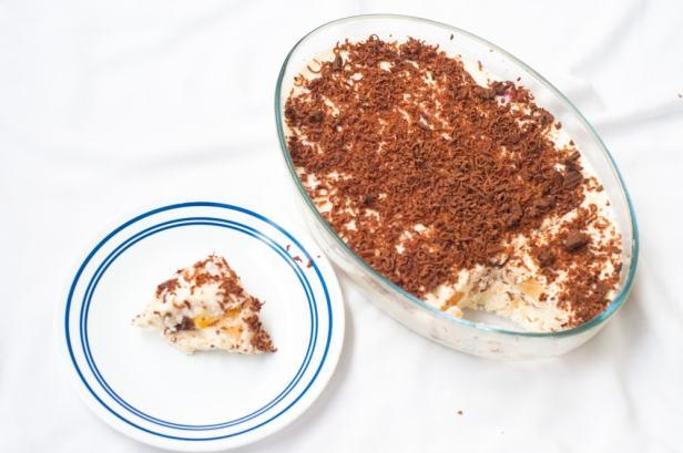 Coconut delight dessert recipe