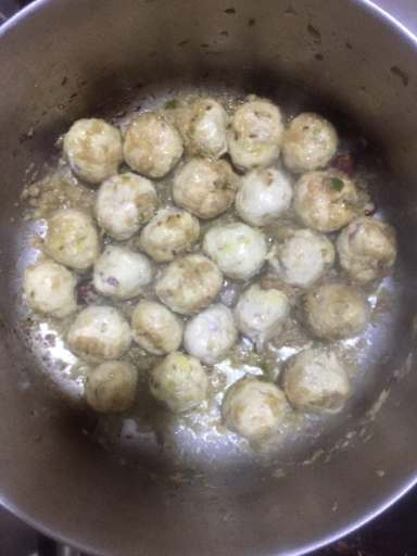 kofta cooking