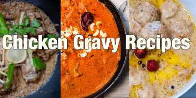 Chicken Gravy Recipes