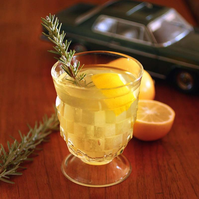 maple meyer lemon hot toddy