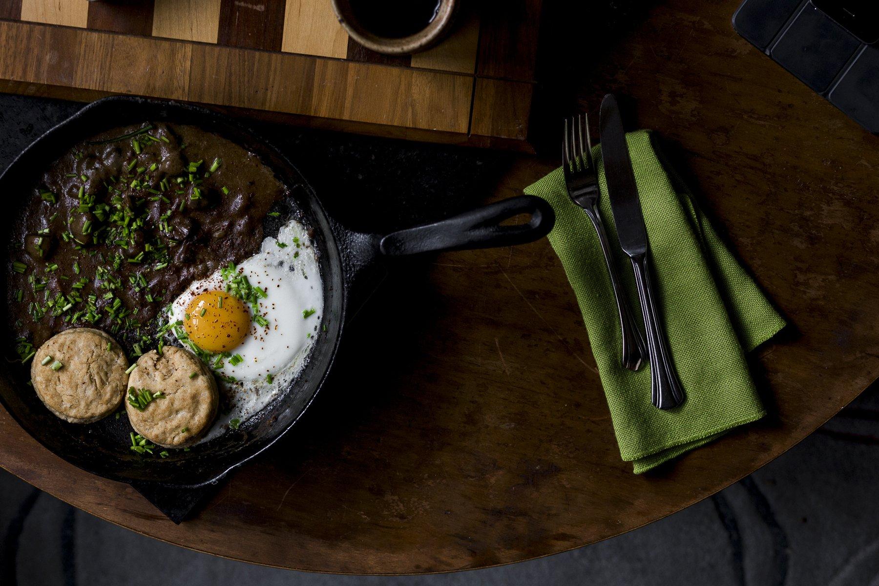 Guinness Irish Stout and Mushroom Gravy