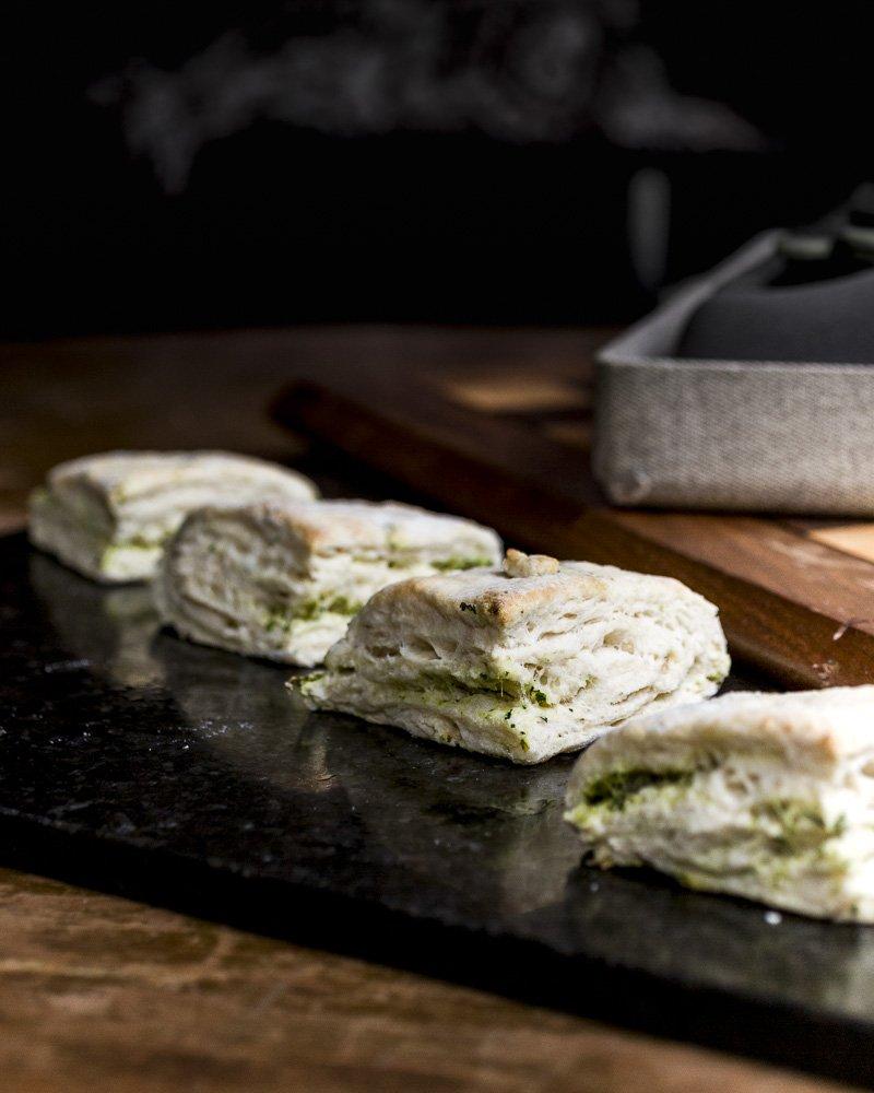 savory pickle brine biscuits tender vegan scones