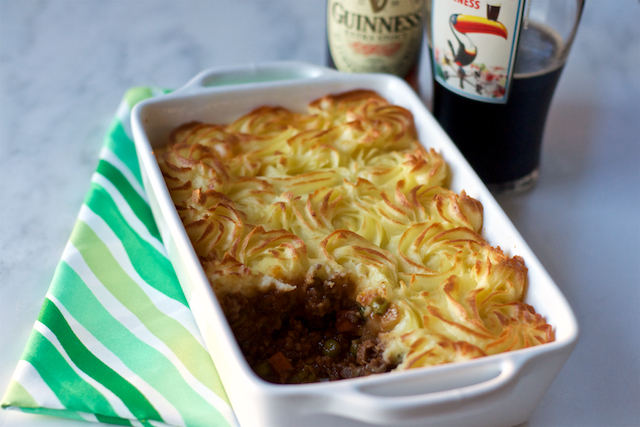 Guinness Shepherd's Pie