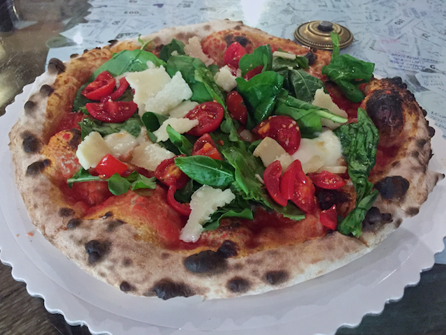 Gusta Pizza - Florence, Italy
