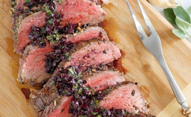 Roasted Beef Tenderloin Recipe Girl