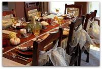 Fall Dinner Party Menu