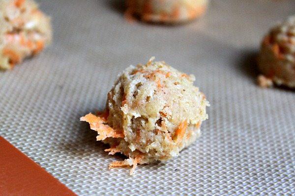 Carrot Cake Cookies Prep 5