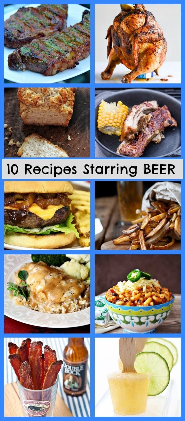 10 Beer Recipes