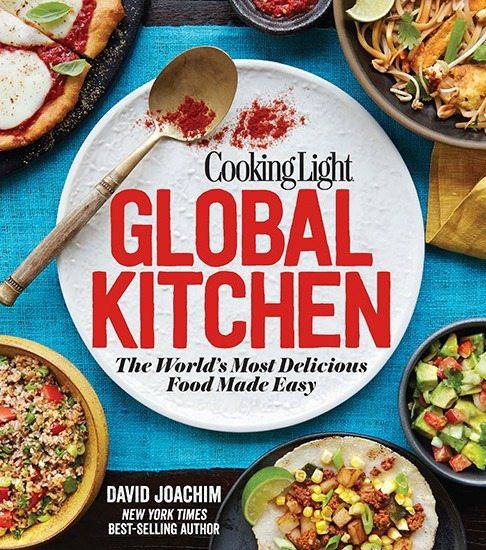 Global Kitchen Cookbook
