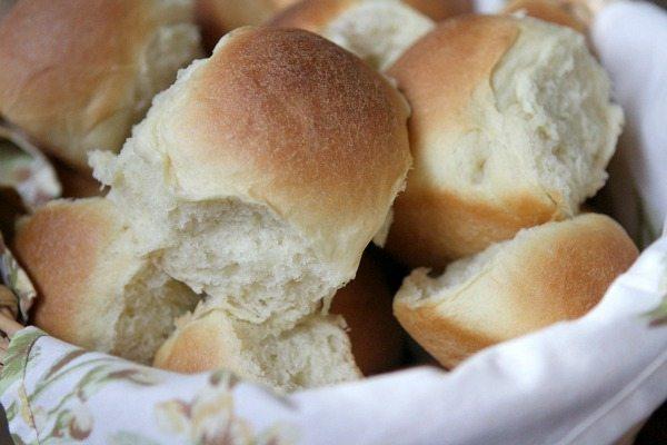 Yeast Rolls Recipe