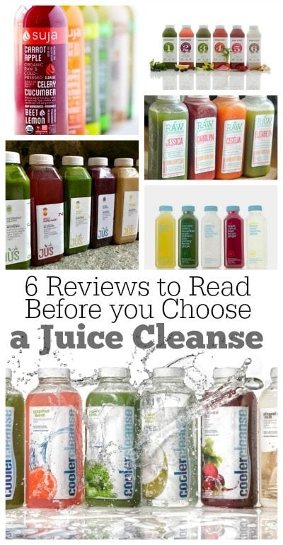 Juice Cleanse Reviews