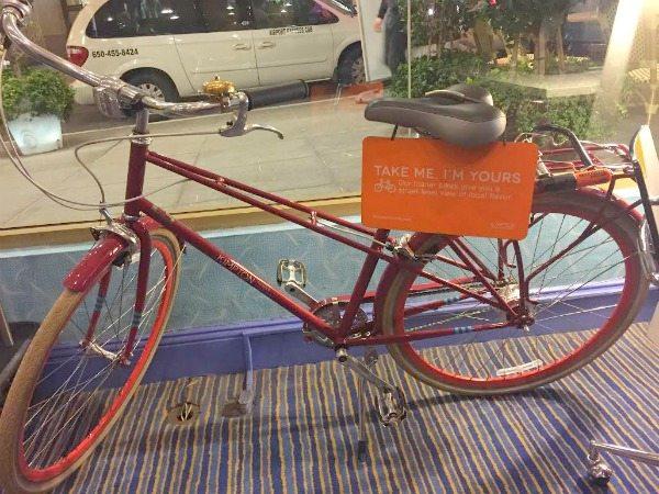Hotel Triton Bike Rental