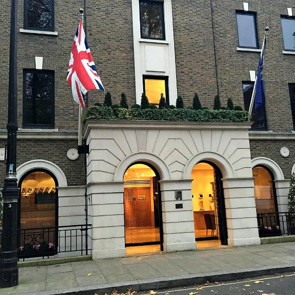 London Hotel Review: The Halkin by COMO