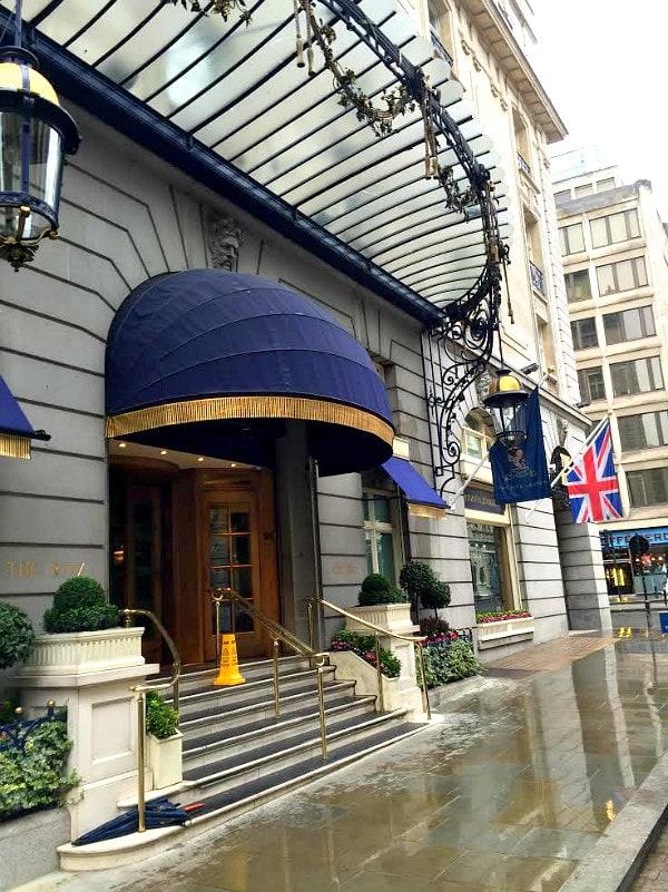 London Hotel Review The Ritz London Recipe Girl®