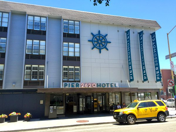 Pier 2620 Hotel at Fisherman's Wharf: a review