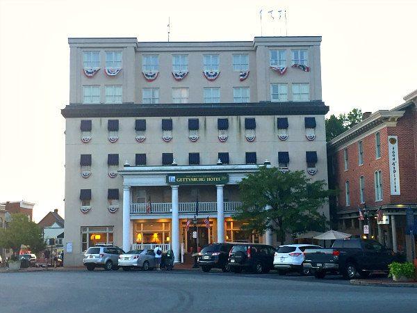 Gettysburg Hotel Review  Recipe Girl