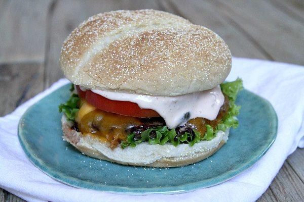 Penguin Burger