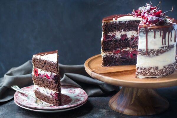 Black Forest Cake recipe - by RecipeGirl.com