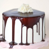 Mounds Layer Cake