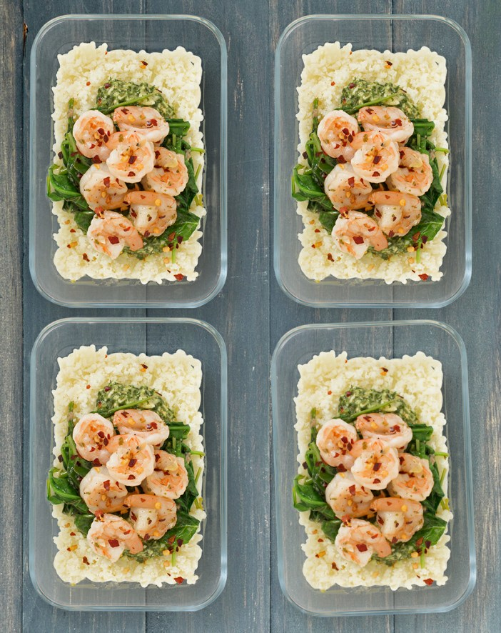 Healthy Meal Prep Time-saving plans to prep and portion your weekly meals