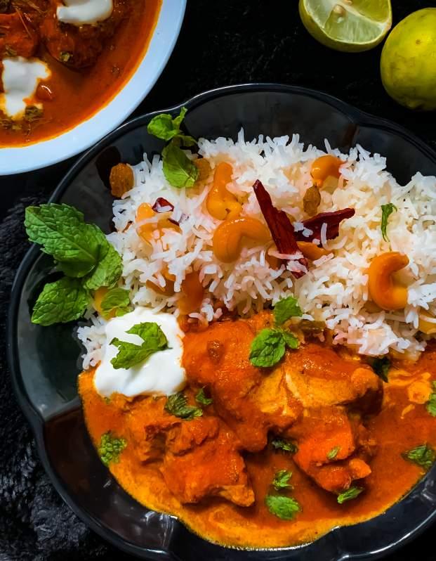 Authentic Butter Chicken - Murgh Makhani Restaurant Style - Recipe Magik