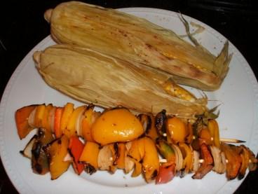 grilledcornpeppers