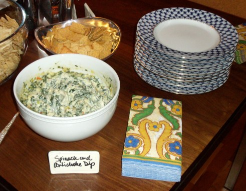 spinachandartichokedip