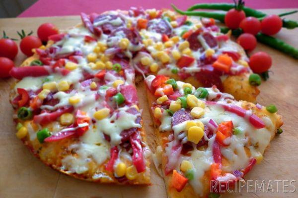 Tencere Pizzası