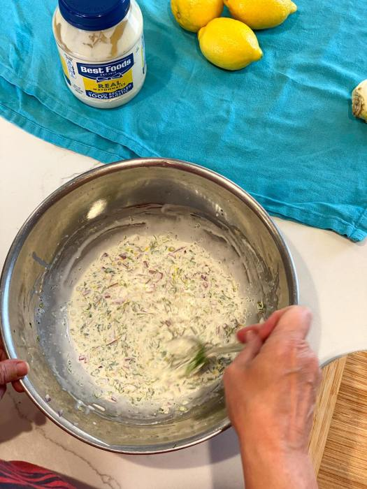 Lemony Potato Salad with Fennel Recipes are Merely a Suggestion KC Shomler