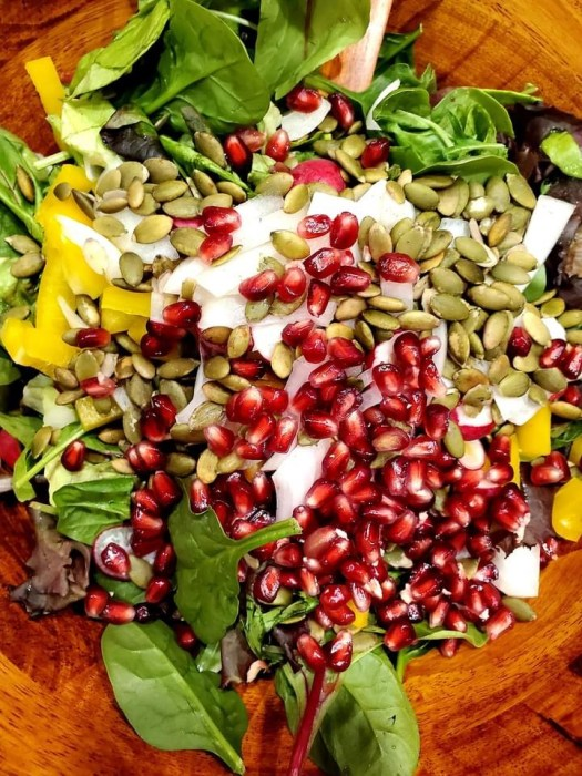 You Don't Win Friends with Salad Recipes are merely a Suggestion K.C. Shomler