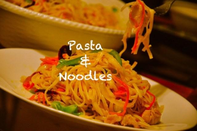 Recipes for Delicious Pasta