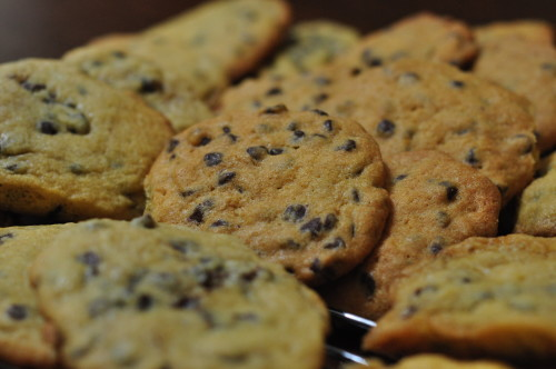 Awsome Chocolate Chip Cookies
