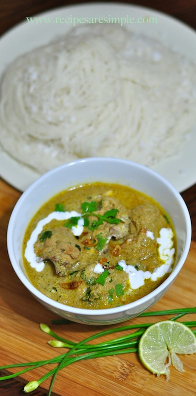 Chicken Kurma