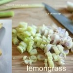 Which Part of Lemongrass to use