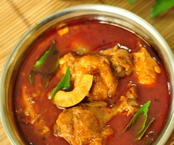 nadan chicken curry 2