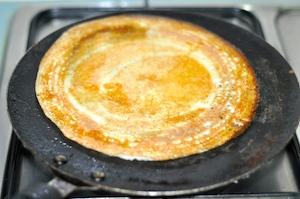 How to make Dosa and Dosa Batter till crisp