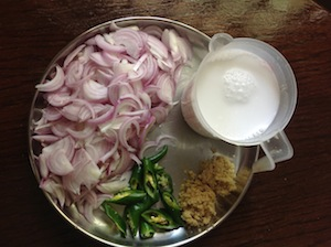 creamy coconut chicken curry 1