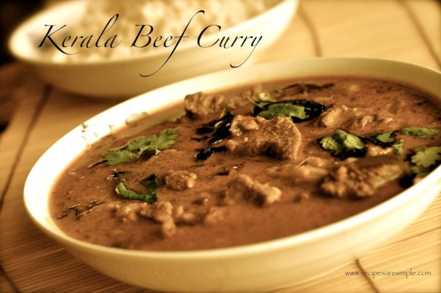 Nadan beef curry with video
