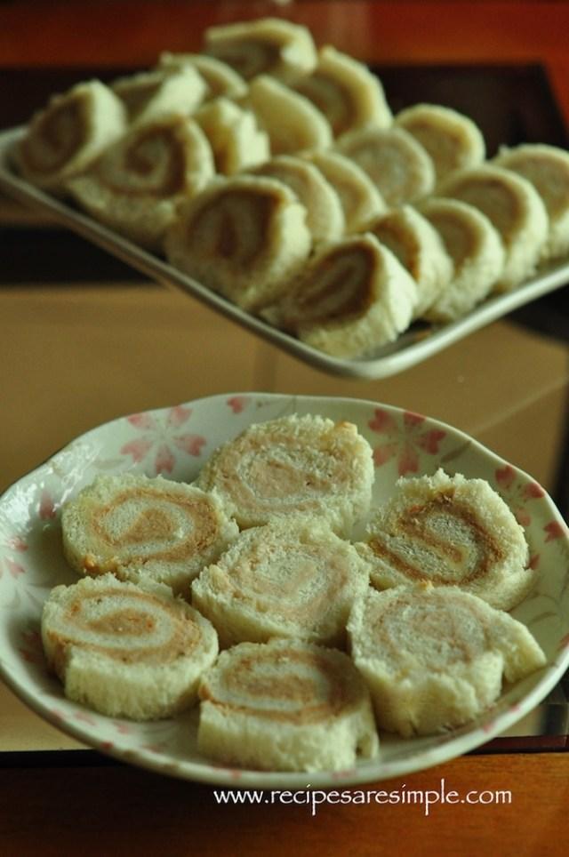 pinewheel sandwiches